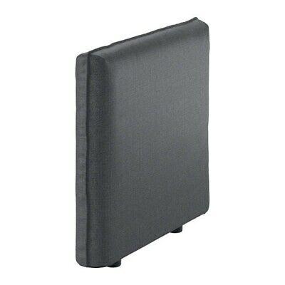 TWO Ikea Vallentuna Covers for Arm Rest / Armrest, Hillared Dark Grey...