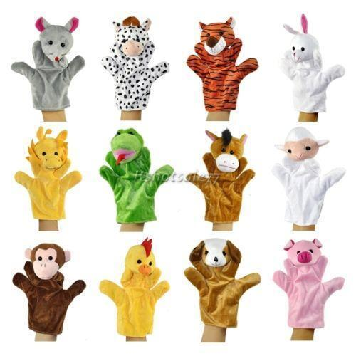 finger puppets ebay. Black Bedroom Furniture Sets. Home Design Ideas