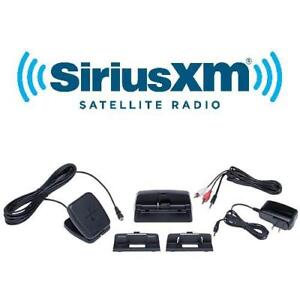 SiriusXM Universal Dock and Play Home Kit SXDH3KC