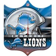 Detroit Lions Plaque