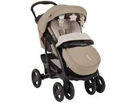 Grace Travel System - Pushchair, carrycot, car seat and car base