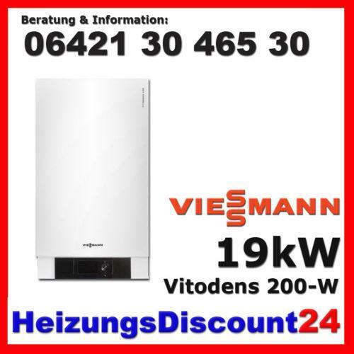 viessmann brennwerttherme heizung ebay. Black Bedroom Furniture Sets. Home Design Ideas