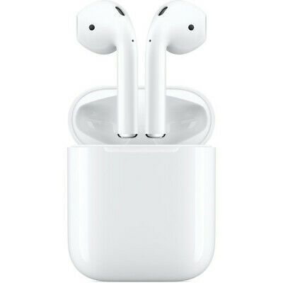 Apple Airpods 2 MV7N2 con estuche de carga - Blanco