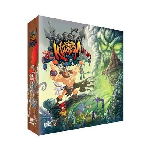 Awesome Kingdom - Tower of Hateskull Card Game NEW IDW