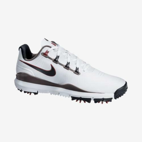 Tiger Woods Golf Shoes White Ebay