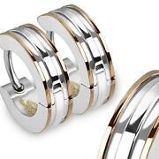 Surgical Steel Hoop Earrings