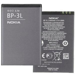 Nokia BP-3L Battery 1300mAh For Nokia ASHA 303 603 LUMIA 505 510 610 710