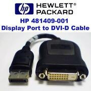 Display Port to DVI