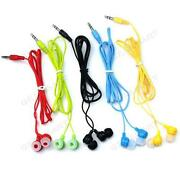 Colorful Earphones
