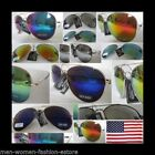 Aviator Aviator Sunglasses Blue for Men