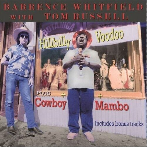 Tom Russell, Barrenc - Hilly Voodoo & Cowboy Mambo [New CD]