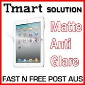 iPad 2 Screen Protector Anti Glare