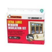 Frost King Window Insulation Kit