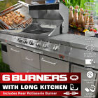 Stainless Steel Outdoor Kitchen BBQs