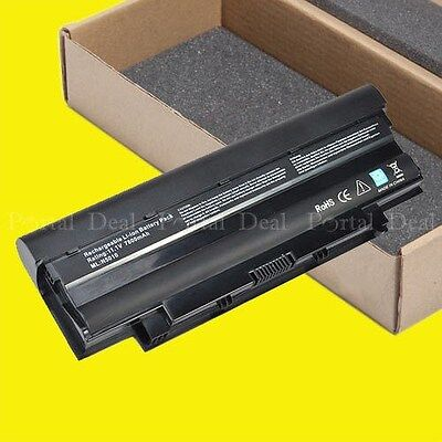 9 Cell Battery For Dell Inspiron M411r M511r M5010 M5010d...