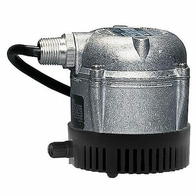 Little Giant Submersible Parts Washer Pump - 115v 205 Gph At 1