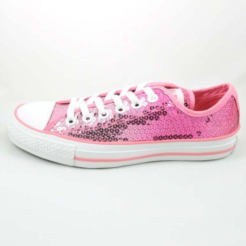 Converse Glitter Womens Shoes