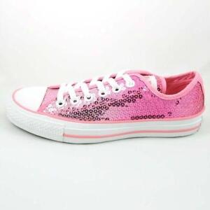 fc1a197a116988 Sequin Converse  Clothing