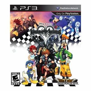 Kingdom Hearts 1.5 - PS3
