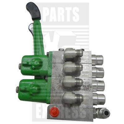 John Deere Selective Control Valve Part Wn-al34595-c2 On Tractor 840 940 1020