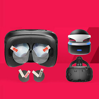 Lens Glasses Protective Film Tempered Film For Sony PS VR / HTC VIVE PlayStation