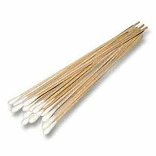 "1000 Pc Cotton Swab Applicator Q-tip Swabs 6"" Extra Long Wood Handle Cleaning"