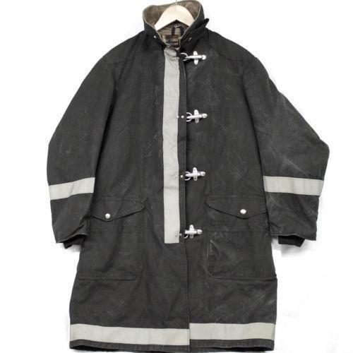 Firefighter Coat Ebay