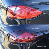 Tail/head light tint