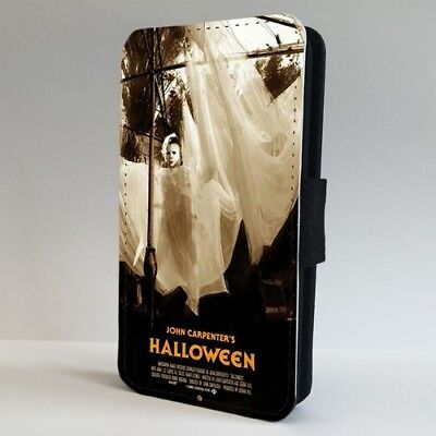 Halloween Michael Myers Story (Halloween Michael Myers Horror Story FLIP PHONE CASE COVER for IPHONE)