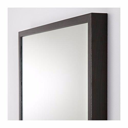 ikea stave mirror black brown 40x160 cm in edmonton london gumtree. Black Bedroom Furniture Sets. Home Design Ideas