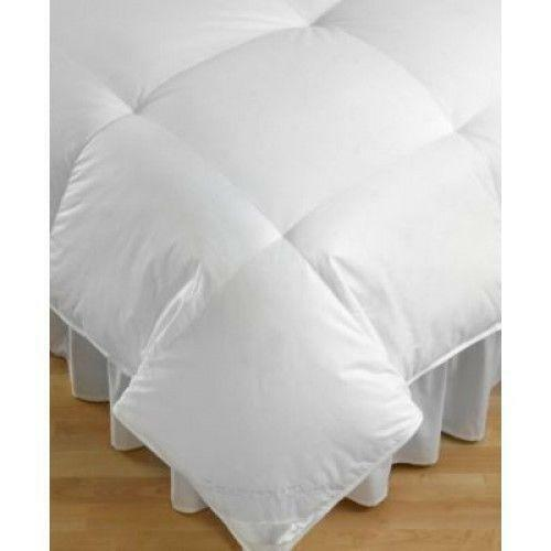 Hotel Collection Hungarian White Goose Down Comforter Ebay