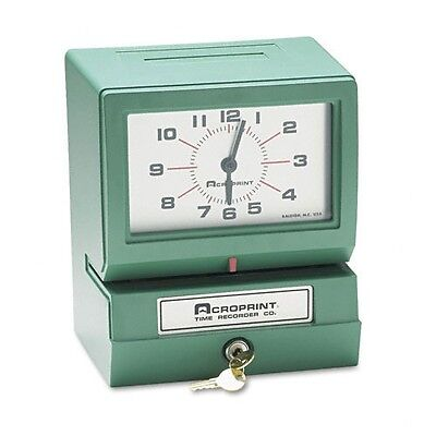 Acroprint Model 150ar3 Automatic Time Recorder - 012070400