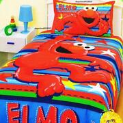 Elmo Bedding