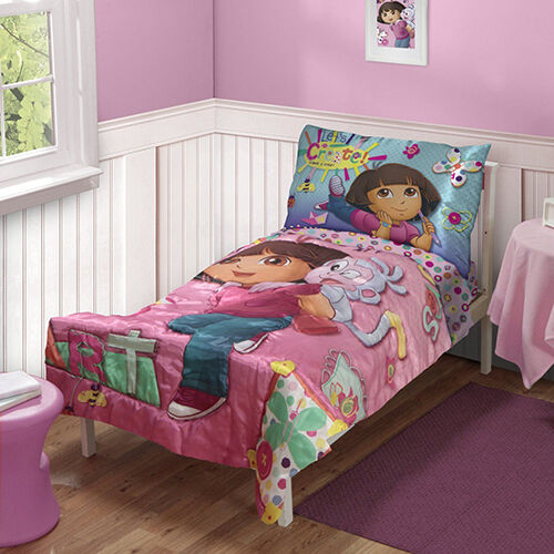 Top 8 39 dora the explorer 39 accessories for toddlers ebay for Dora the explorer bedroom ideas