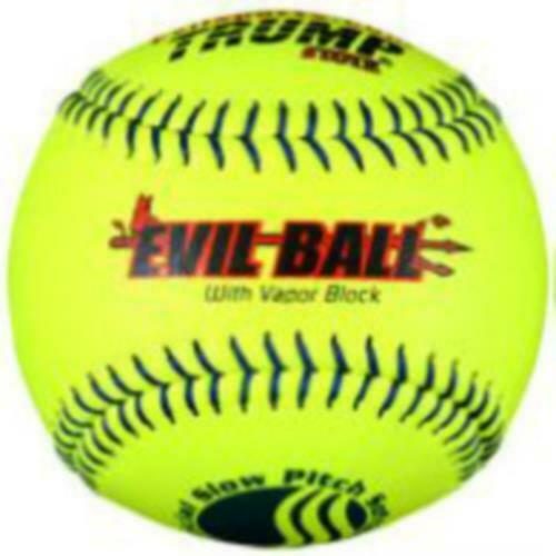 "Evil Ball 12"" EVIL-USSSA HOT Classic M Yellow .40/325 - Dozen"