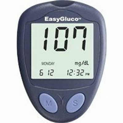 EASYGLUCO BLOOD GLUCOSE KIT [Health and Beauty] [Health and Beauty]