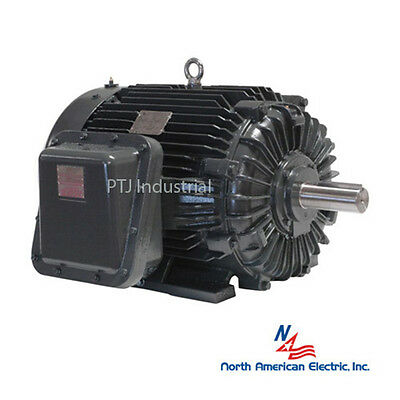 75 hp electric motor 365t  explosion proof 3 phase 1800 rpm hazardous location