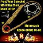 Unbranded Chains & Sprockets Motorcycle Chains&Sprocket Sets