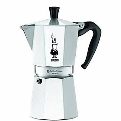 Bialetti Cuban and Espresso Coffee Makers. 12 cup