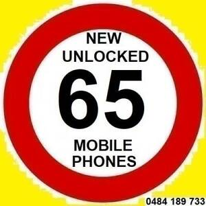 CLEARANCE SALE NEW MOBILE PHONES ALL UNLOCKED O484 189 733