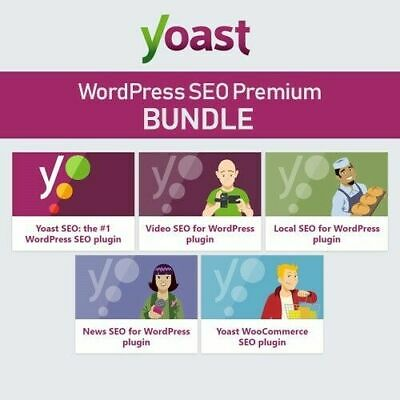 Yoast Seo Pack 12.8.1 Wordpress Plugin All Extensions Lastest Version