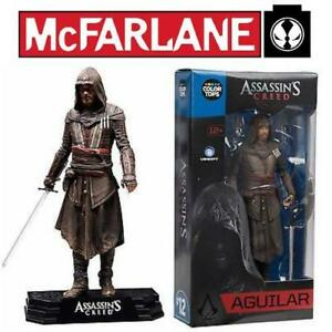 "Aguilar Assassins Creed McFarlane 7"" Action Figure"