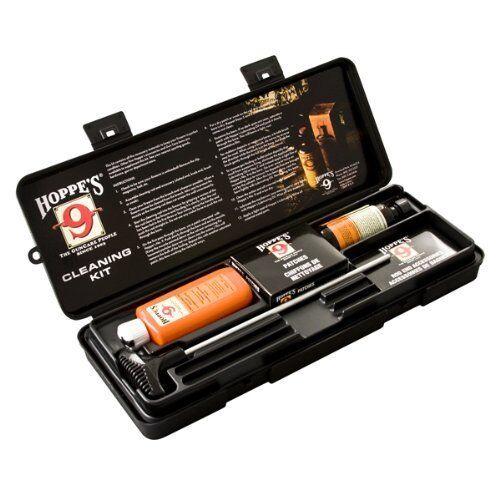 Pistol Cleaning Kit 40 Caliber vs 10 mm Lubricating High Viscosity oil
