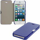 Cell Phone Wallet Cases for iPhone 5 with Shockproof