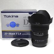 Tokina 11-16