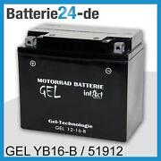 Gel batterie 12V 19AH