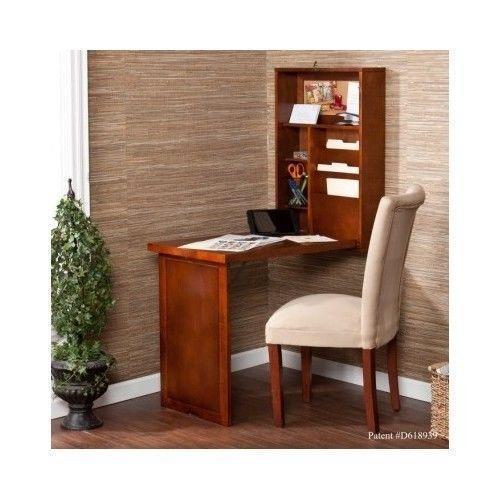 Fold Out Desk Ebay