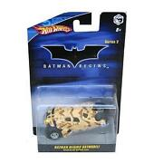 Hot Wheels Batman Begins