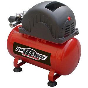 Details about Speedway 2-Gallon Hot Dog Air Compressor