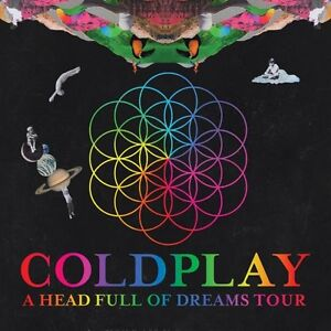 COLDPLAY 8 aout ! Section Rouge 120 !